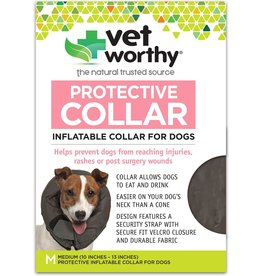 Vet Worthy Vet Worthy Inflatable Soft Collar Various Sizes