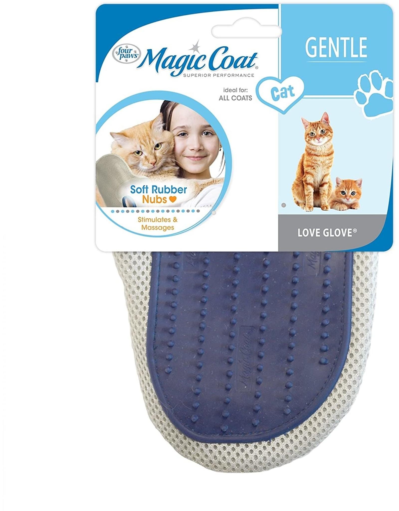 Four Paws Magic Coat Love Glove Cat Grooming Glove