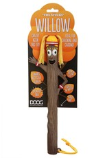 Doog Doog The Sticks Willow Fetch Toy Rubber Stick Alternative
