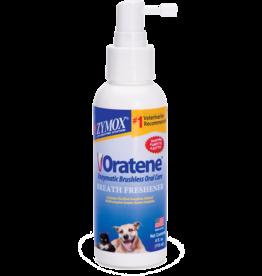 Zymox Oratene Brushless Breath Freshener Dental Spray