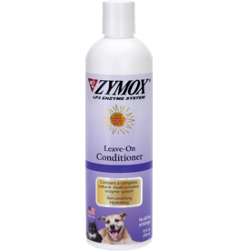 Zymox Zymox Leave-On Enzyme Conditioner 12oz
