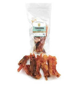 Natural Dog Natural Dog Large Beef Tendons 5pk