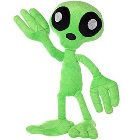 VIP Pet Mighty Alien Jr. Tough Dog Toy