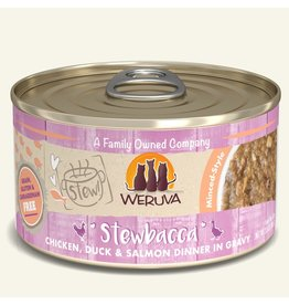 Weruva Weruva Cat Can Stewbacca 2.8oz
