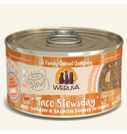 Weruva Weruva Cat Can Taco Stewsday 2.8oz