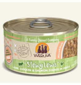 Weruva Weruva Cat Can Stewy Lewis 2.8oz