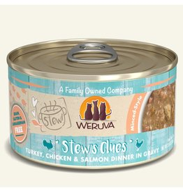 Weruva Weruva Cat Can Stew's Clues 2.8oz