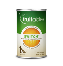 Fruitables Switch Pumpkin Supplement 15oz Can