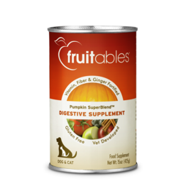 Fruitables Digestive Pumpkin Supplement 15oz Can