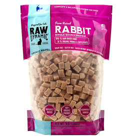 Raw Dynamic Raw Dynamic Cat Raw Rabbit 3lb