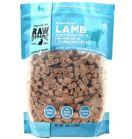 Raw Dynamic Raw Dynamic Cat Raw Lamb 3lb