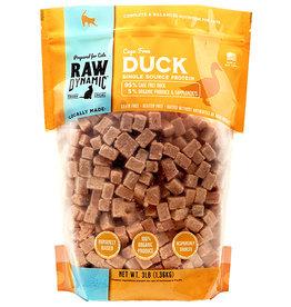 Raw Dynamic Raw Dynamic Cat Raw Duck 3lb