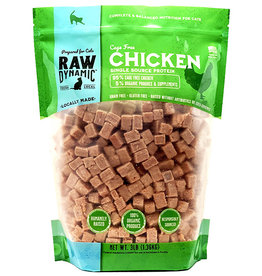 Raw Dynamic Raw Dynamic Cat Raw Chicken 3lb