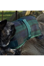 HuggleHounds HuggleWear Flannel Fall and Winter Dog Jacket