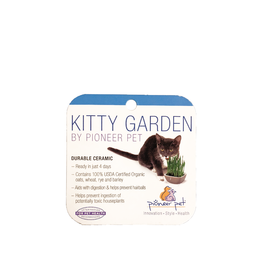 Pioneer Pet Products / Smart Cat Kitty Garden Mini Cat Grass Refill