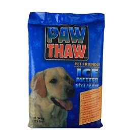 Pestell Paw Thaw Pet Friendly Ice Melt 25lb