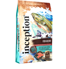 Inception Inception Dog Dry Fish