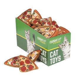 Multipet Multipet Pizza Catnip Cat Toy