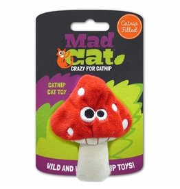 Mad Cat by Cosmic Mad Cat Magic Meowshroom Catnip Silvervine Toy