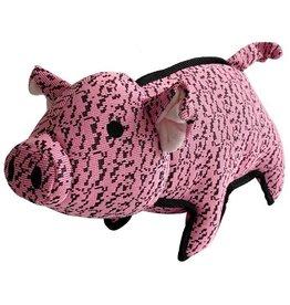PetLou Farmhouse Pig Dog Toy