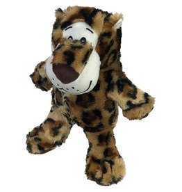Petlou Leopard Plush Dog Toy