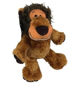 Petlou Lion Plush Dog Toy