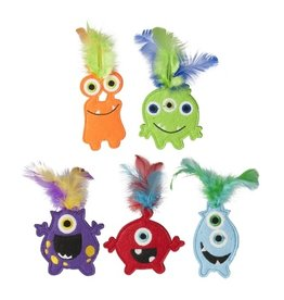 Multipet Multipet Monsters Catnip Toys