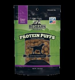 Redbarn Redbarn Dog Peanut Butter Protein Puffs 1.8oz