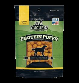 Redbarn Redbarn Dog Cheese Protein Puffs 1.8oz