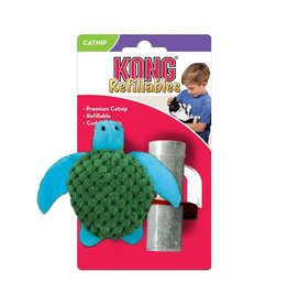 Kong Kong Refillables Turtle Catnip Toy