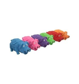 Multipet Multipet Squeaky Rubber Mini Pig