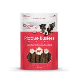 Crumps Naturals Plaque Busters Beef 7in 4.9oz