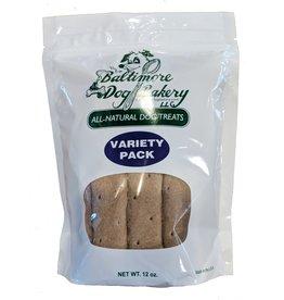 Baltimore Dog Bakery Variety Mix 12oz
