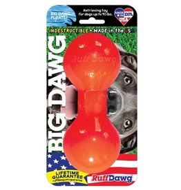 Ruff Dawg Ruff Dawg Big Dawg Indestructable Dog Toy
