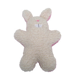 Rascals Fleece Rabbit Dog Toy