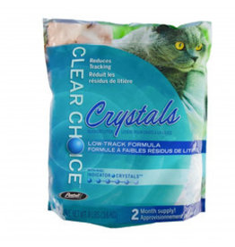 Pestell Clear Choice Silica Crystals Litter