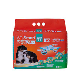WizSmart Training Pad Ultra Absorbency XL 24pk