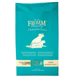 Fromm Fromm Dog Dry Gold Lg Breed Adult 33lb