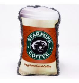 Cycle Dog Cycle Dog DuraPlush Starpups Coffee