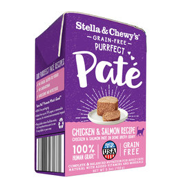Stella and Chewys Stella & Chewy's Cat Purrfect Pate Chicken & Salmon 5.5oz