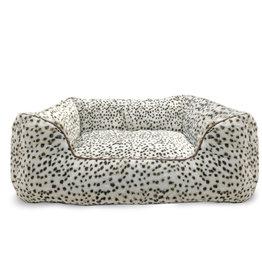 "Sleep Zone Sleep Zone 25"" Step In Bed in Snow Leopard"