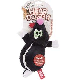 Go Dog Hear Doggy Ultrasonic Squeaker Skunk