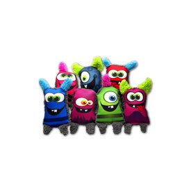Cycle Dog Cycle Dog DuraPlush Monsters Dog Toys