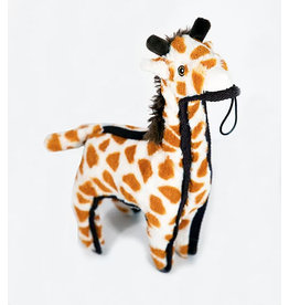 Steel Dog Ruffians Giraffe Dog Toy