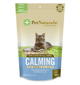 Pet Naturals Pet Naturals Cat Calming Chews 30ct