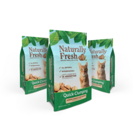 Eco-Shell Naturally Fresh Quick Clumping Walnut Litter
