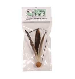 From the Field Freddy's Feather Natural Refill Lure