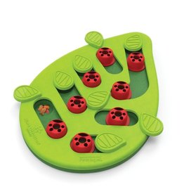 Outward Hound Buggin Out Cat Puzzle Feeder Toy