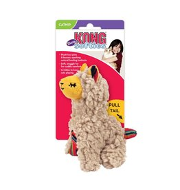 Kong Kong Softies Buzzy Llama Vibrating Toy
