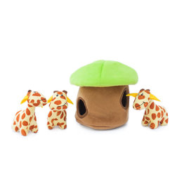Zippy Burrows Giraffe Lodge